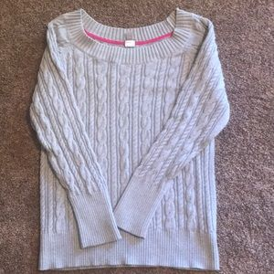 JCP Chunky Scoop Neck Sweater